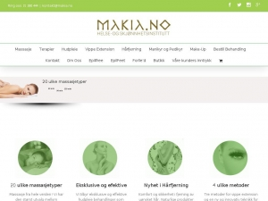 Makia - makeup, beaty treatments and voksing
